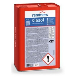 KIESOL Protección total contra la humedad de remonte capilar o de transmisión lateral (Remmers)
