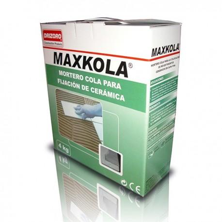 MAXKOLA - Mortero cola flexible para colocación de cerámica
