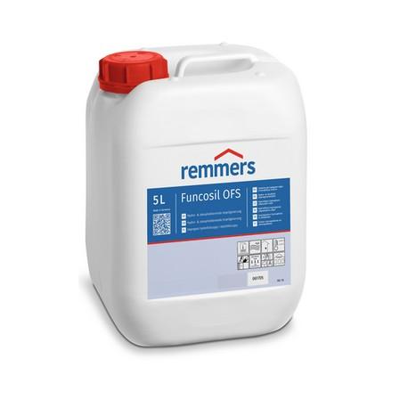 FUNCOSIL OFS Protección hidrofóbica repelente de aceites, grasas y suciedad para suelos y paredes interiores y exteriores (Remme