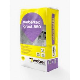 weber.tec grout 850 - mortero fluido de altas prestaciones mecánicas (85 MPa)