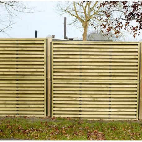 Valla Acústica NoiStop Wood