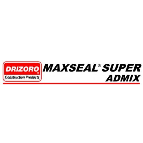 MAXSEAL® SUPER ADMIX - Aditivo Impermeabilizante por cristalización para el hormigón