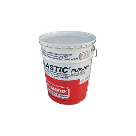 MAXELASTIC ® PUR HW - Membrana Elástica de Poliuretano Resistente a Rayos UV para Impermeabilización de Cubiertas y Exteriores