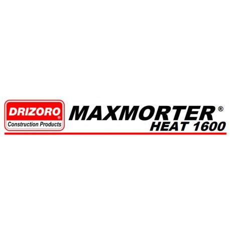 MAXMORTER ® HEAT 1600