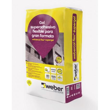 Webercol Flex³ Supergel