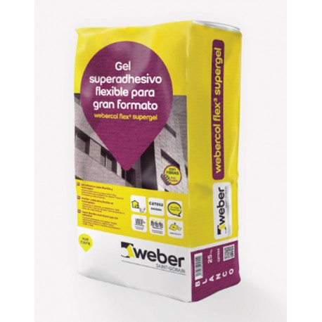 Webercol Flex³ Supergel