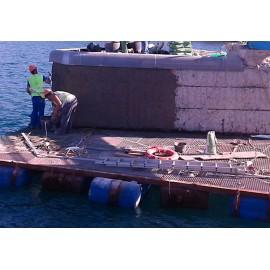 Mortero Sulforesistente de Alta Resistencia, para la Reparación Estructural del Hormigón [PROPAM REPAR TECHNO SR]
