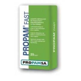 Ligante hidráulico de fraguado y endurecimiento ultra rápido [PROPAM FAST]