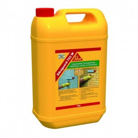 Impregnación repelente al agua para fachadas - [ Sikaguard®-703 W ]