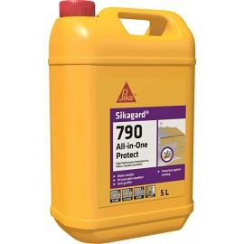Protección Total de superficies porosas contra Aceites, Agua y Manchas [Sikagard 790 All in One Protect]