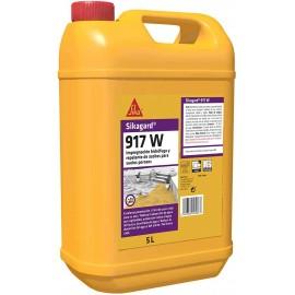 Impregnación hidrófuga y repelente de aceite para suelos porosos [Sikagard 917 W]