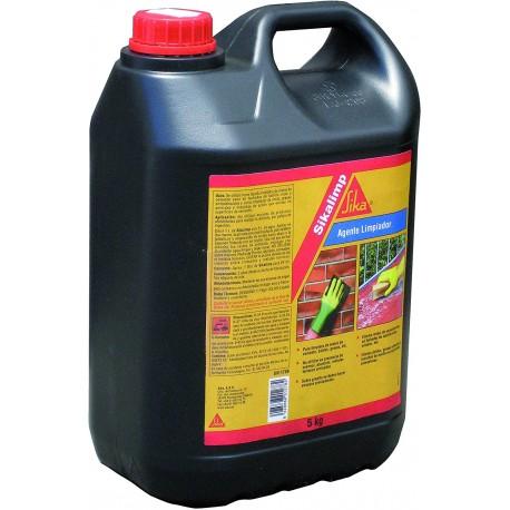 Limpiador de restos de cemento, óxido, grasas animales y manchas de aceite [Sikalimp]