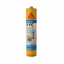Sellador de juntas elástico y adhesivo multiusos libre de solventes [Sikaflex 11 FC+]