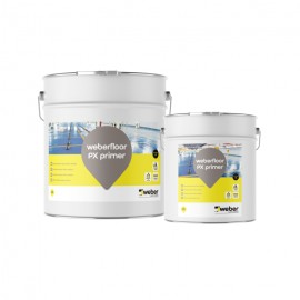 weberfloor PX primer - Imprimación epoxídica 100% sólidos