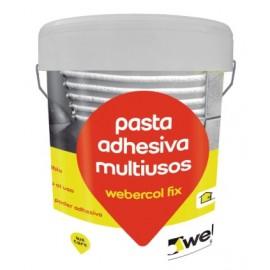 Adhesivo especial para soportes de cartón yeso y cerámica antigua - Webercol Fix