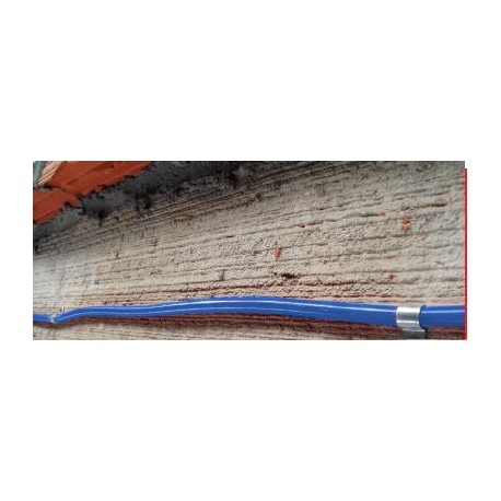 MAXURETHANE INJECTION TUBE - Tubo de inyección para el sellado de juntas y fisuras con resinas de baja viscosidad