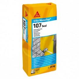 SIKA MONOTOP 107 SEAL - Mortero impermeabilizante monocomponente a base de cemento y resinas sintéticas