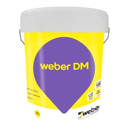 WEBER DM - Desmoldeante para pavimento impreso