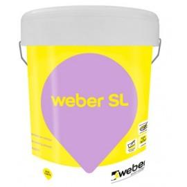 WEBER SL - Protector superficial para pavimento impreso