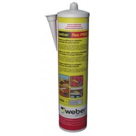 WEBERFLEX P100 - Sellador y adhesivo flexible de juntas y fisuras