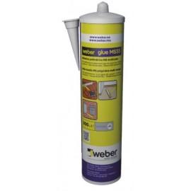 WEBERGLUE MS55 - Adhesivo elástico multiusos