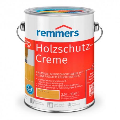 HOLZSCHUTZ CREME Barniz en crema para proteger la madera en exteriores con una sola capa (Remmers)