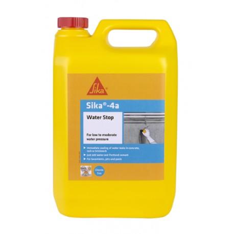 SIKA 4A - Acelerante líquido para pasta de cemento, de fraguado rápido