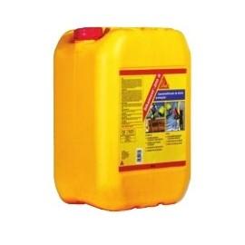 SIKAMENT 165 - Aditivo plastificante para todo tipo de hormigones