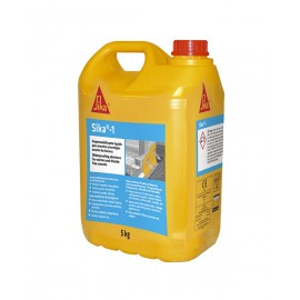 SIKA 1 - Impermeabilizante líquido para mortero y hormigón, exento de cloruros