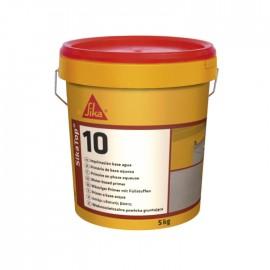 SIKATOP 10 - Imprimación en base agua con cargas minerales