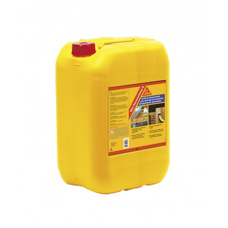 SIKA DESENCOFRANTE D - Aceite de desencofrado para todo tipo de encofrados, principalmente absorbentes