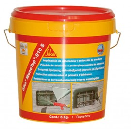 SIKA MONOTOP 910 S - Revestimiento de adherencia y protección de armaduras