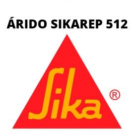 ÁRIDO SIKAREP 512 -Árido calibrado para la ejecución de micro hormigones