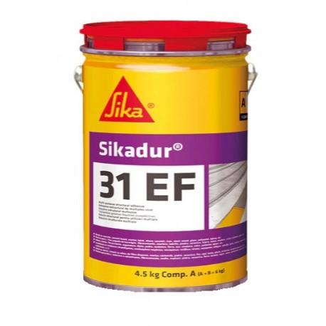 SIKADUR 31 EF - Adhesivo tixotrópico a base de resinas epoxi de 2 componentes