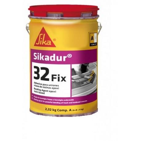 SIKADUR 32 FIX - Adhesivo a base de resinas epoxi, de dos componentes