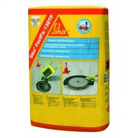SIKA FASTFIX 138 TP - Mortero de fijación y apoyo de endurecimiento rápido para trabajo de mantenimiento en carreteras