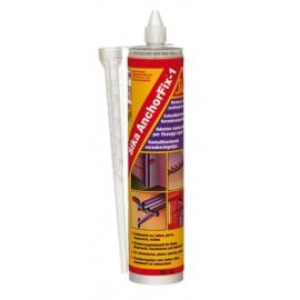 SIKA ANCHORFIX 1 - Resina de poliéster de curado rápido para anclajes químicos dependiendo del anclaje a realizar