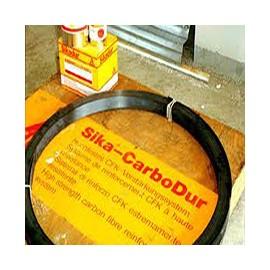 SIKA CARBODUR E - Sistema de refuerzo de estructuras a base de pegado de Láminados Sika CFRP con la resina epoxi Sikadur 30