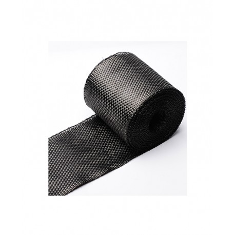 SIKAWRAP 300 C NW - Sistema de refuerzo de estructuras a base de tejido de fibra de carbono pegado con resina epoxi Sikadur 330