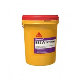 SIKAGARD 552 W AQUAPRIMER - Imprimación a base de resinas acrílicas en base agua