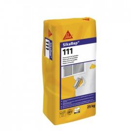SIKAREP 111 - Mortero para reparación y nivelación de grandes superficies en fachadas