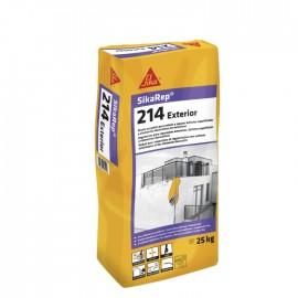 SIKAREP 214 EXTERIOR - Plaste para enlucir y reparar superficies y elementos decorativos exteriores