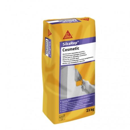 SIKAREP COSMETIC - Mortero cosmético a base de cemento, áridos y resinas sintéticas