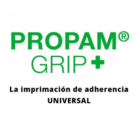 PROPAM GRIP PLUS - Imprimación de adherencia universal para soportes porosos y no porosos