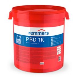 PBD 1K Revestimiento para el sellado de edificios en contacto con el suelo (Remmers)