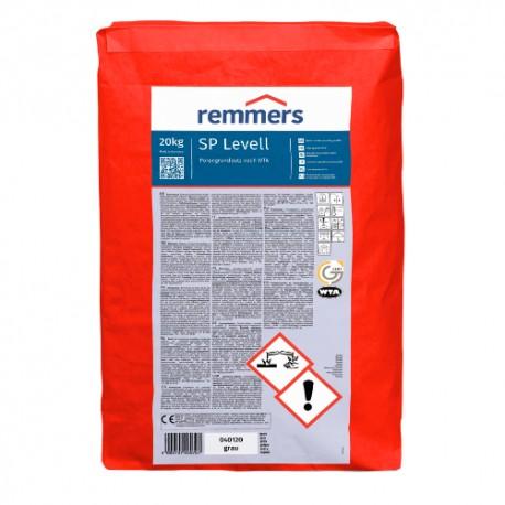 SP LEVELL Yeso especial para mampostería expuesta a la humedad y la sal (Remmers)