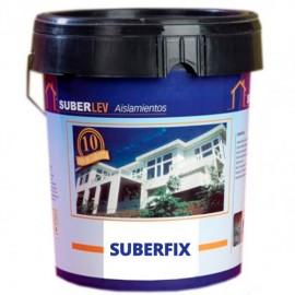 SUBERFIX - Imprimador-fijador acrílico para mejorar la adherencia y consolidación del soporte