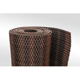 Panel de Rattan Sintético 500 X 90 cm para Proteger del Viento y dar Privacidad